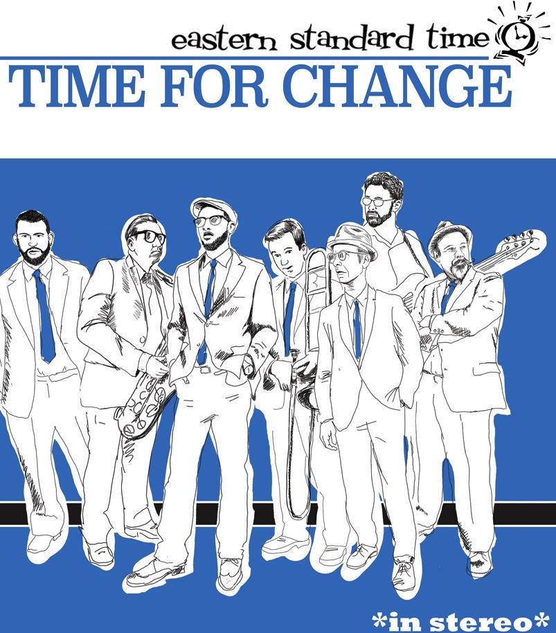 Time For Change Album Cover